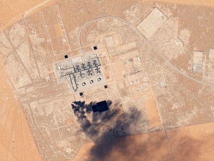 Khurais_oil_processing_facility__saudi_arabia_by_planet_labs