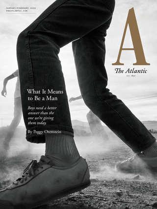 加諸於美國男孩的社會刻板教育(大西洋雜誌20200105)
