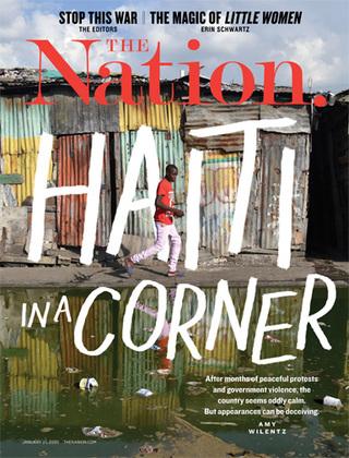 海地,暴風雨前的寧靜(國家雜誌20200121)