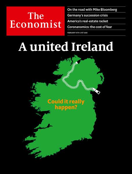 愛爾蘭島統一將指日可待?(經濟學人20200216)