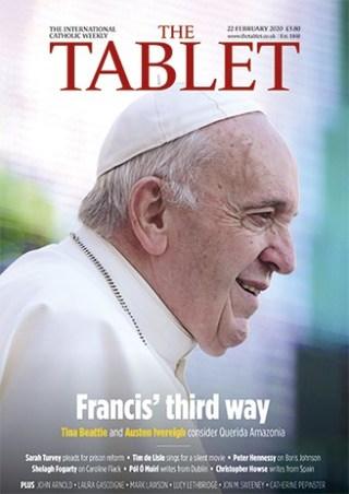 已婚神父任主教?教宗進退兩難(天主教石板週刊20200227)