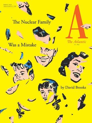自由成隱憂 「原子家庭」的困境(大西洋雜誌20200302)