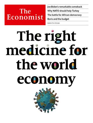 疫情倍增下全球經濟的解藥(經濟學人20200307)