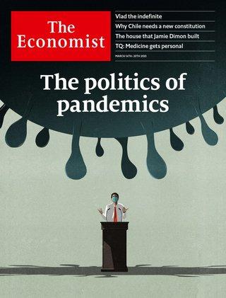 大流行傳染病的領導學(經濟學人20200314)