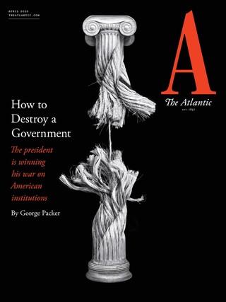 美國總統川普如何掌握權力(大西洋雜誌20200322)