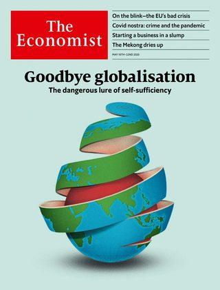 疫情扼殺全球化 各國政策開倒車 (經濟學人20200516)