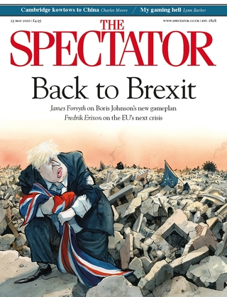 疫情改變談判情勢 英國脫歐更強硬(旁觀者20200523)