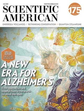 治療阿茲海默症 拋下假設回歸根本(美國科學人20200501)