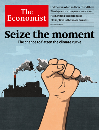 疫情蔓延時 最該做的是能源轉型(經濟學人20200521)