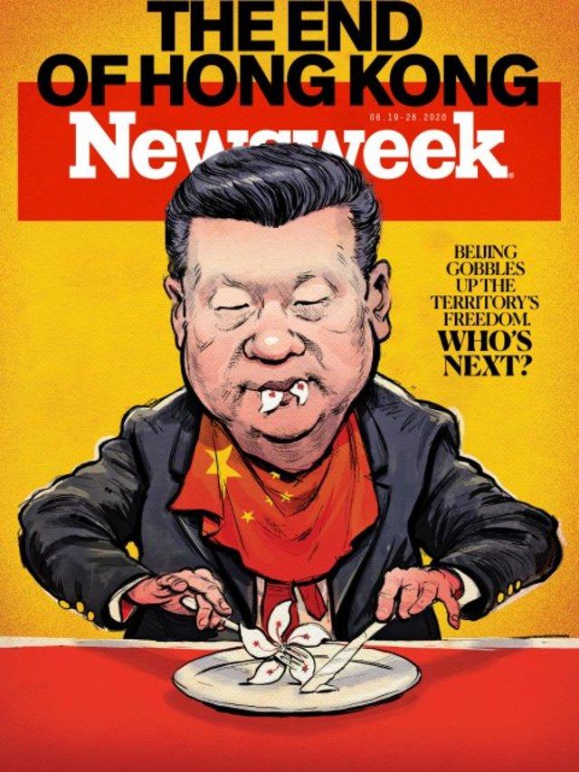 中國言論自由的最後淨土已失守?(20200615)
