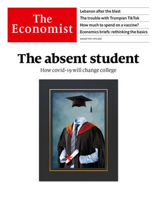 新冠疫情如何重創西方高等教育系統 (經濟學人The Economist)