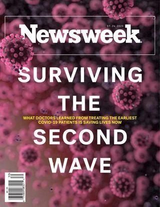 面對疫情第二波人們更有經驗 (新聞週刊)