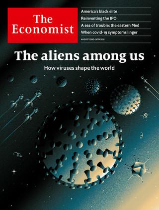 小病毒創造了大世界 (經濟學人 The Economists 20200822)