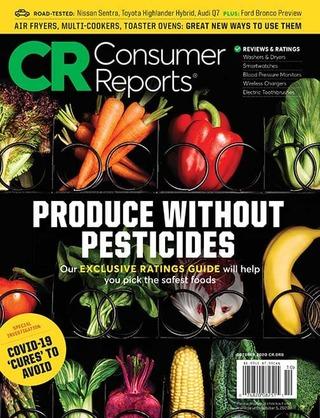 農藥對人體的危害 (消費者報告 Consumer Reports)