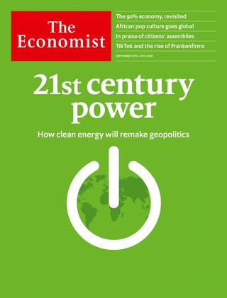 疫情後,能源秩序將重組 (經濟學人The Economist 0917)