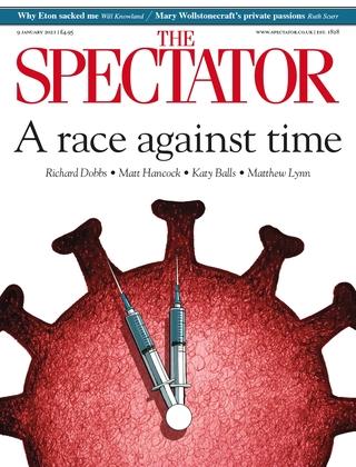 施打新冠疫苗要跟時間賽跑(觀察者The Spectator)