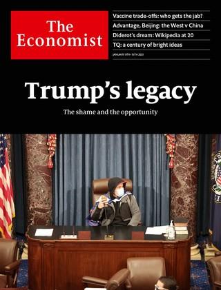 國會暴動之後的民主嫩芽 (經濟學人 The Economists)