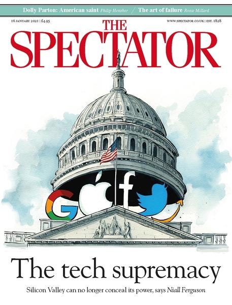 科技至上:社群媒體審核下的民主 (觀察者The Spectator)