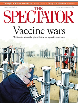 疫苗爭奪戰揭幕,各國邊界爾虞我詐(觀察者 The Spectator)