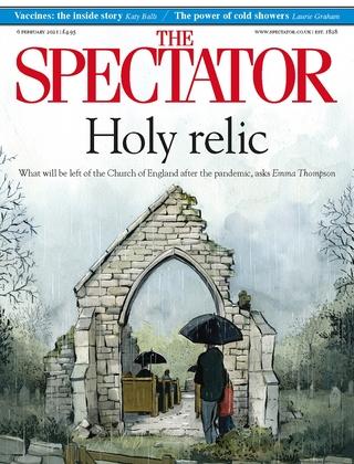 新冠疫情肆虐,英格蘭教會何去何從? (觀察者The Spectator)