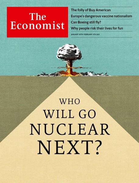 各國欲發展核武的野心不可輕忽 (經濟學人 The Economists)