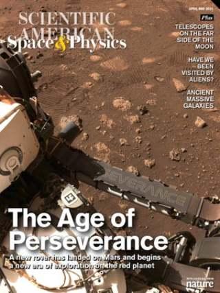 超重量級星系現蹤 將顛覆宇宙模型(科學人 Scientific American)