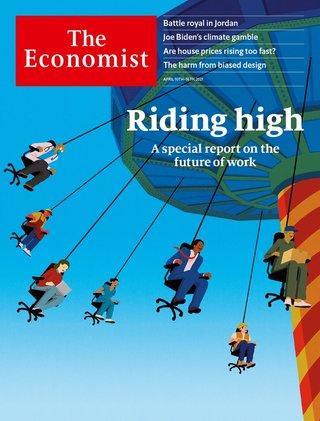 工人翻身需求大 疫後就業黃金年代(經濟學人 The Economists)
