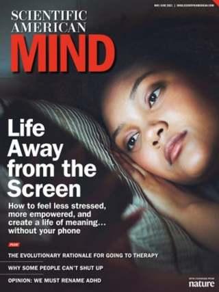 放下手機! 停止受負面訊息干擾心情(科學人 Scientific American)