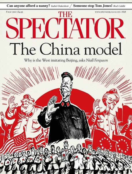 西方開始模仿中國 角力戰恐落下風(週刊頭條 觀察者 The Spectator)
