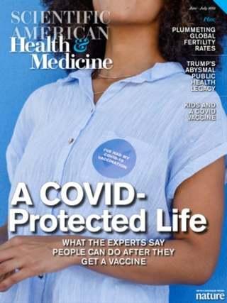接種後仍須小心 專家:疫苗有其極限(科學人 Science American)