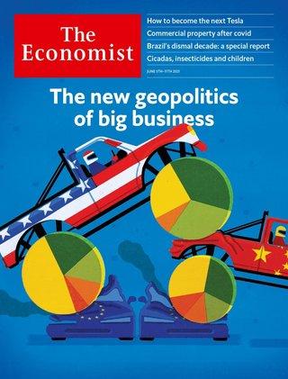 美、中打破經濟常態 中小企業崛起(經濟學人 The Economis)