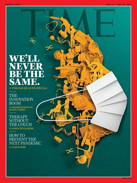 疫情啟示錄 專家原來在基層(時代雜誌 Time)