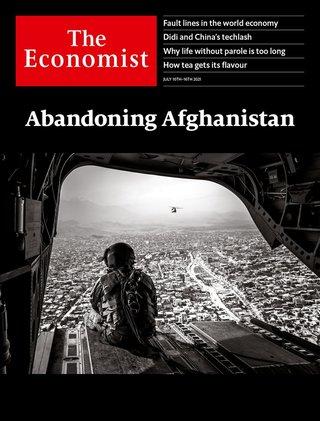 美國殘念的20年征途 阿富汗戰爭一場空(經濟學人 The Economist)