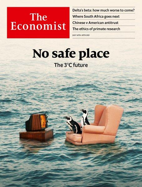 能安居樂業的地方正減少中 (經濟學人 The Economist)